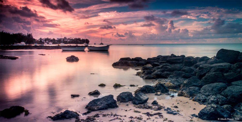 Painted Sky by akashpeeroo