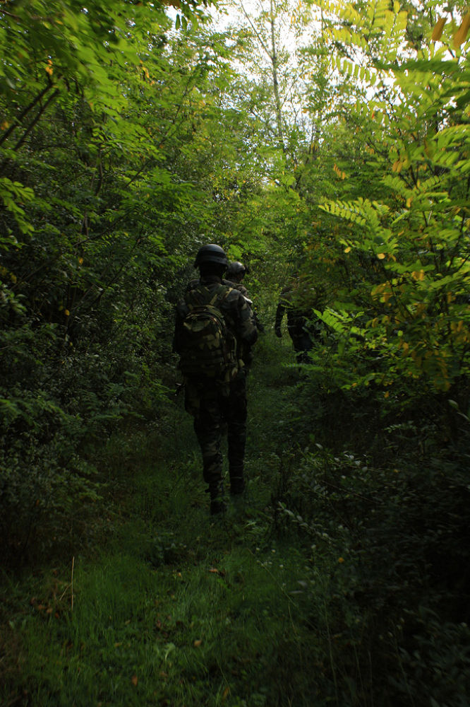 Photo in Nature #airsoft #outdoor #wood #military
