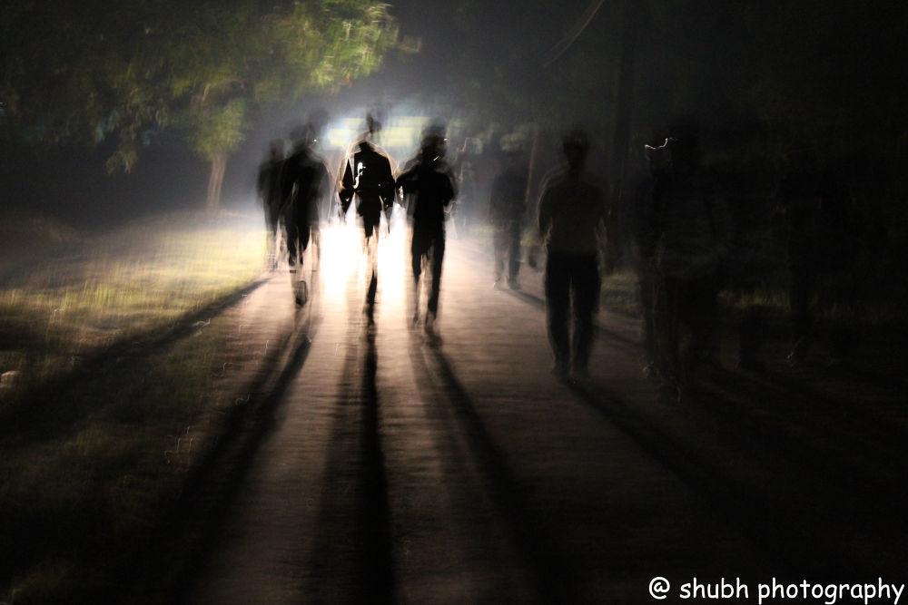 shadows.... by megadeth