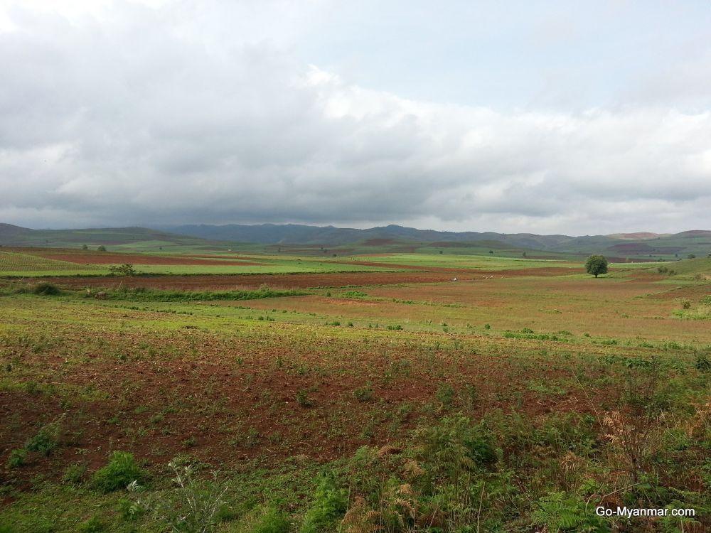 Photo in Travel #shan state #myanmar #burma #pindaya #kalaw