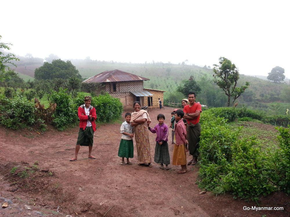 Photo in Travel #danu #myanmar #burma #pindaya #kalaw #shan state