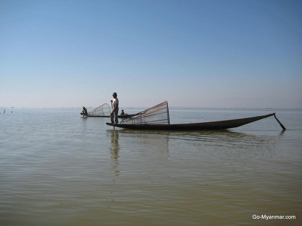 Photo in Travel #inle lake #fishermen #shan state #myanmar #burma