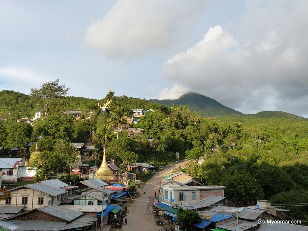 Photo in Travel #mount popa #myanmar #burma