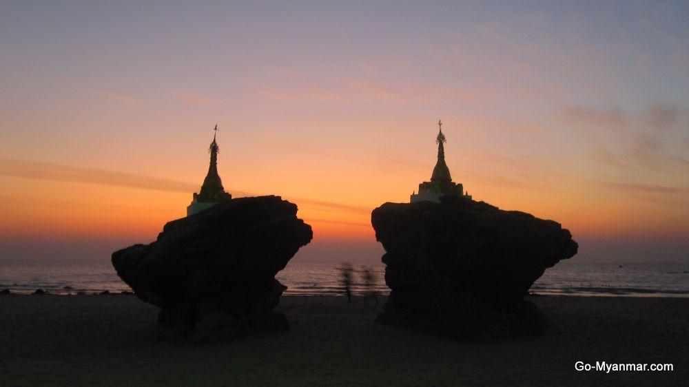 Photo in Travel #ngwe saung beach #myanmar #burma