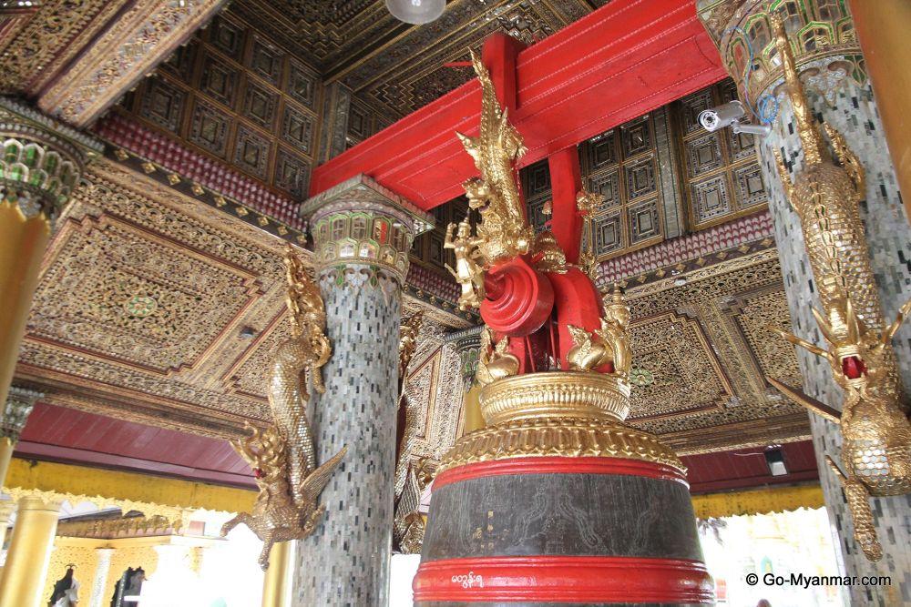 Shwedagon Pagoda, Yangon by Go-Myanmar.com