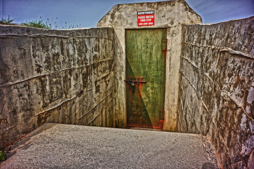 Bunker Entrance by bantam10