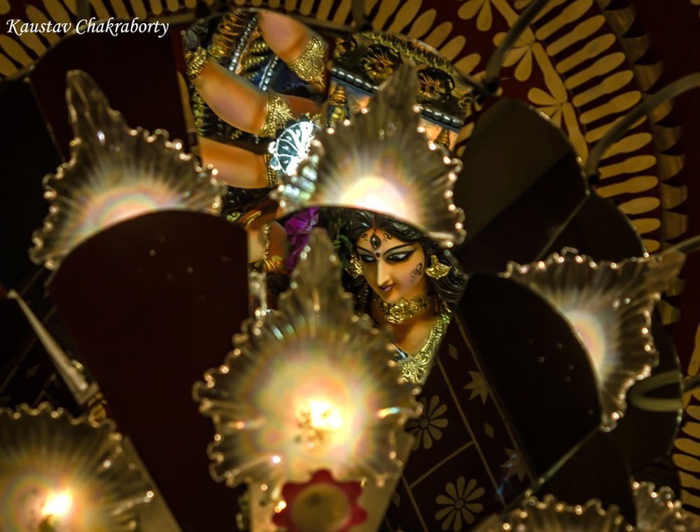 Mirror View by Kaustav Chakraborty