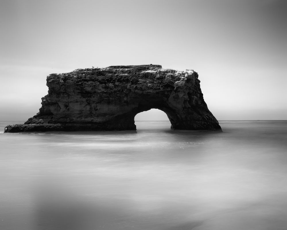 Natural Arch by Victor He