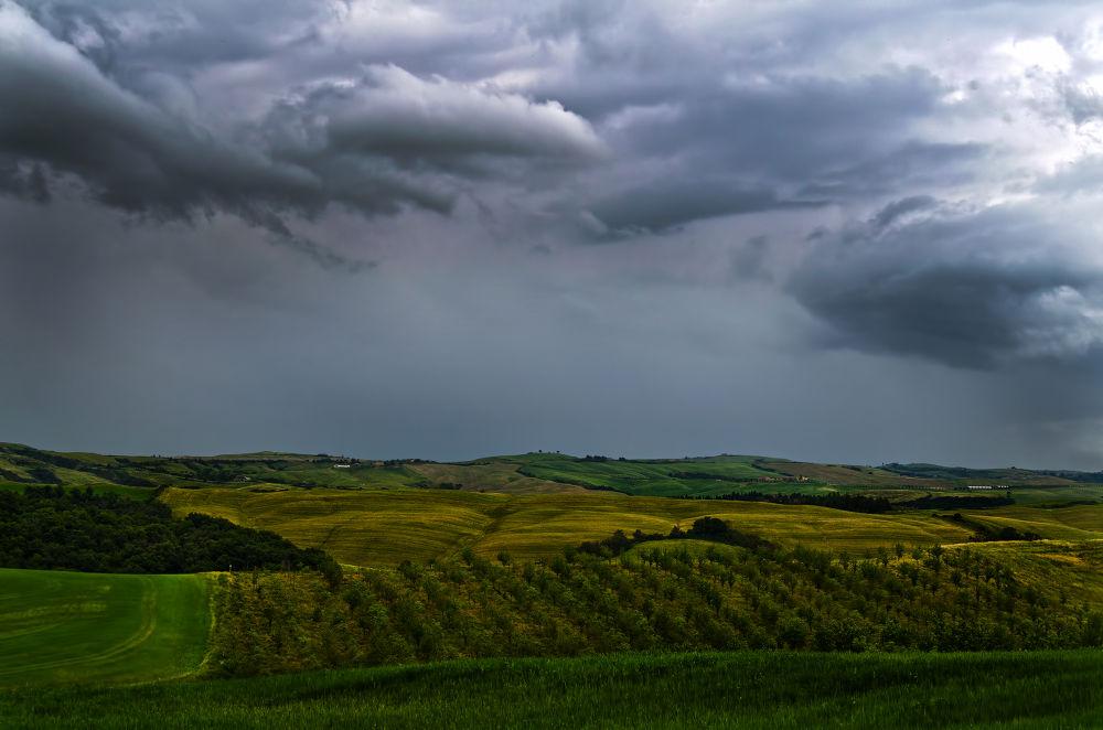 le terre di Asciano by Massimo Zanderin