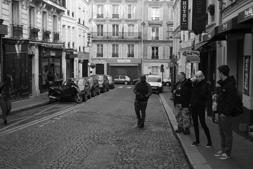 paris by Danielle Evrim