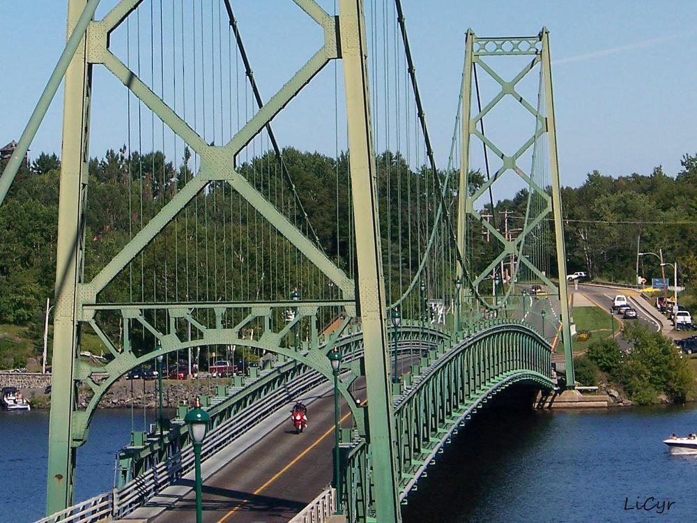 pont Shawinigan by lisecyr