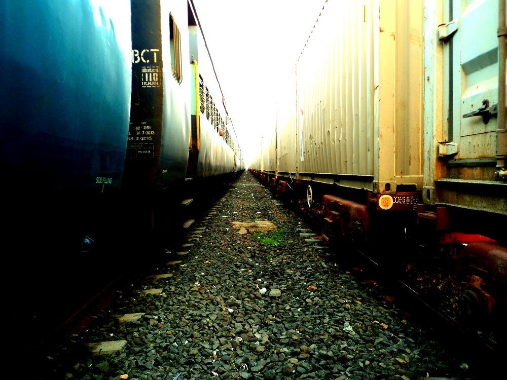 Train by Hardik Dave