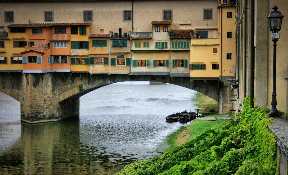 ponte vecchio by draganadjordjevic779