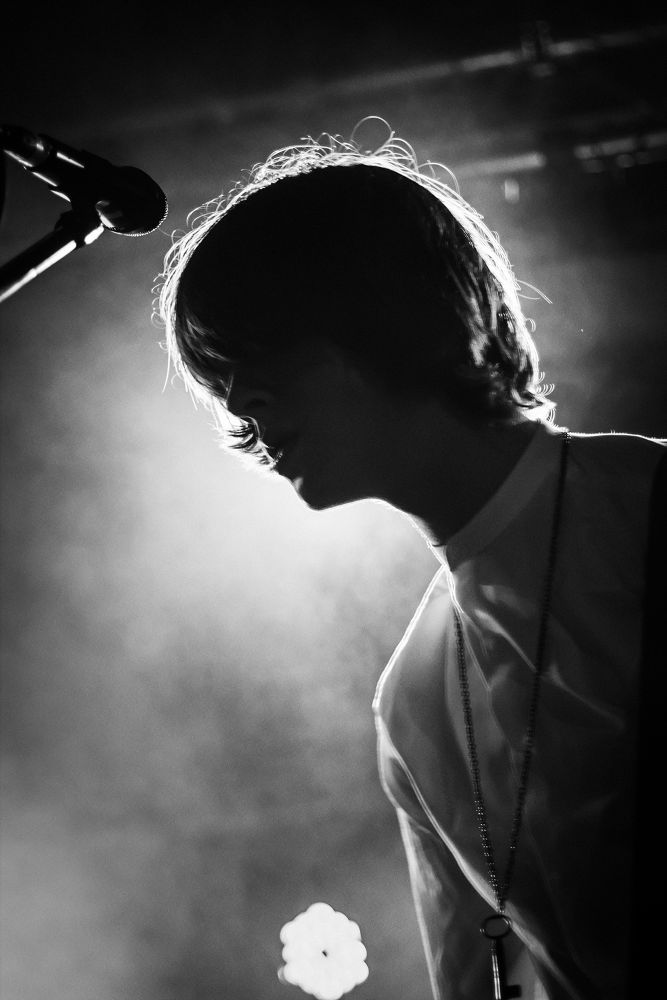 Blossoms @ sound control 17-10-13 by philipandrewgoddard