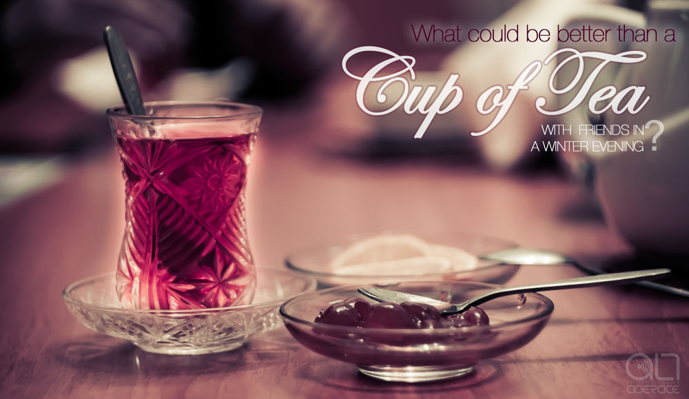 Cup of Tea by Faik Nagiyev
