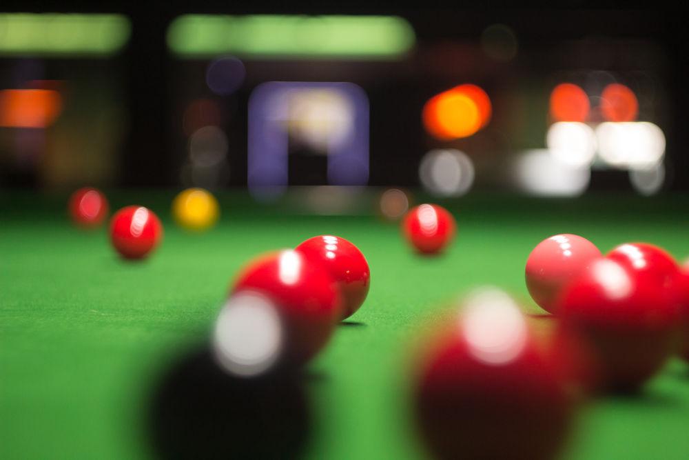 Snooker by Faik Nagiyev