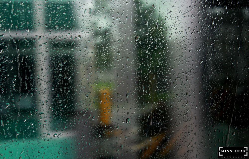 Rain Drop by mrminnchanguru