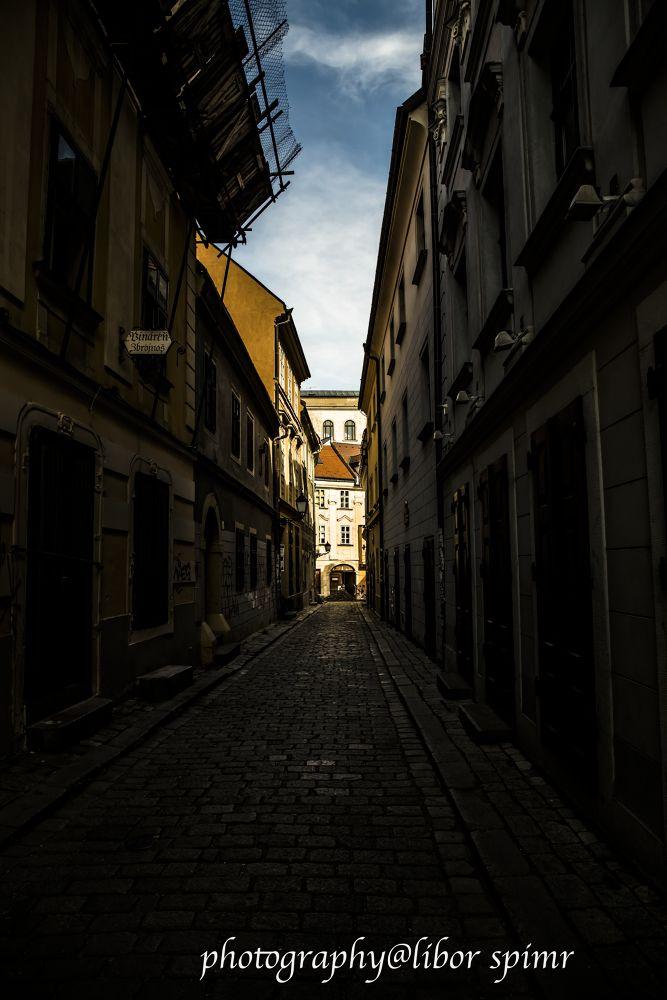 corridor by liborspimr