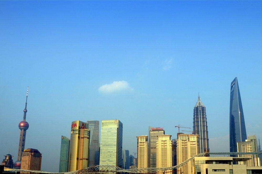 Shanghai by Ascione Rosario