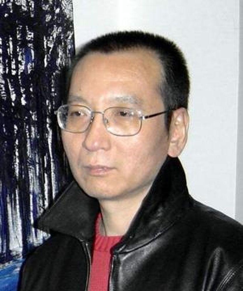 Liu_Xiaobo by crazyduck