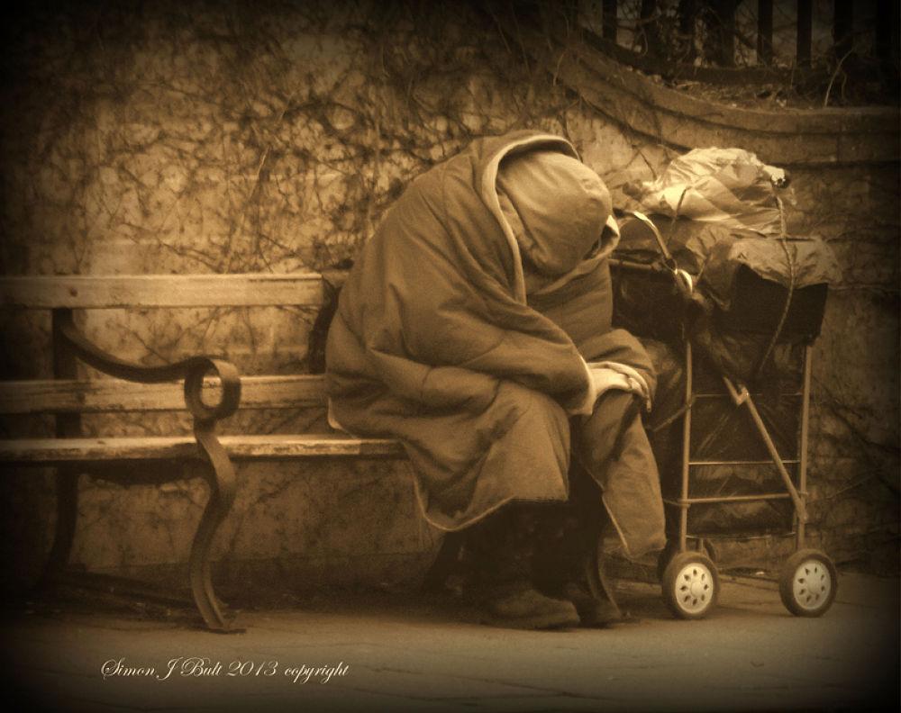 Forgotten...... by Simon Bult