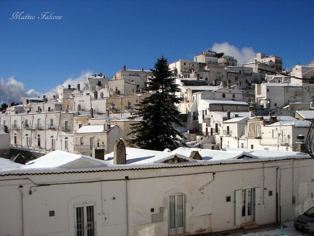 Monte S. Angelo by falcomatto