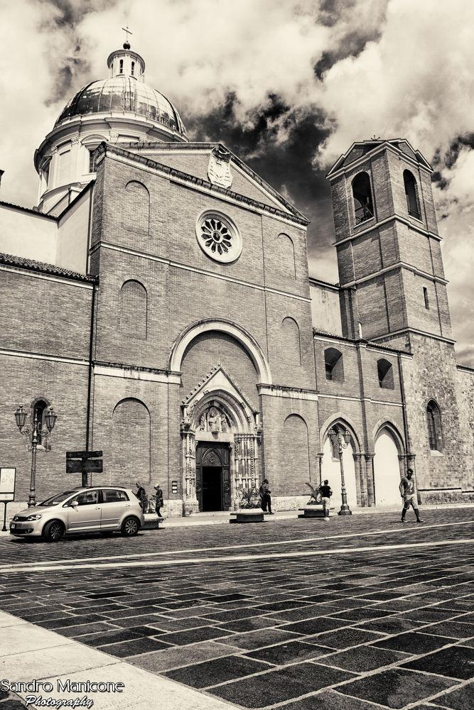 Ortona... by Sandro Manicone