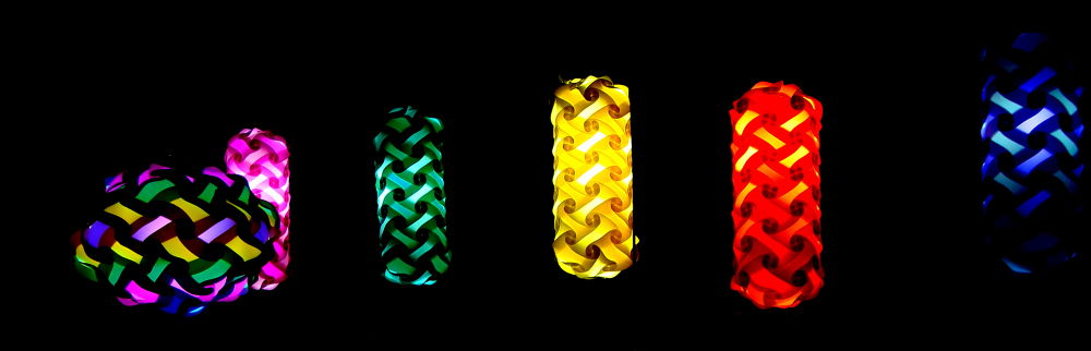 Lamp-shade by saharajib