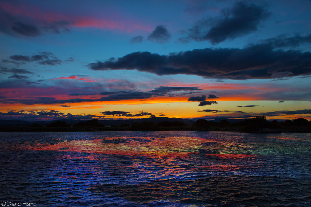 Languedoc Sunset by davehare
