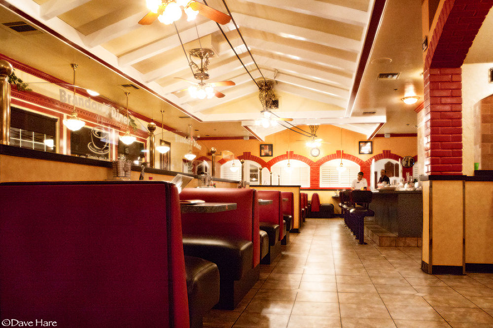 Classic Diner by davehare
