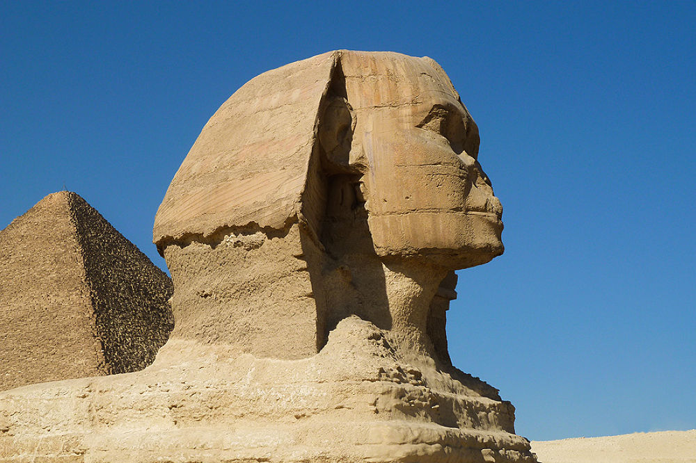 Photo in Travel #sphinx #egypt #egyptian #cairo #giza #dave hare