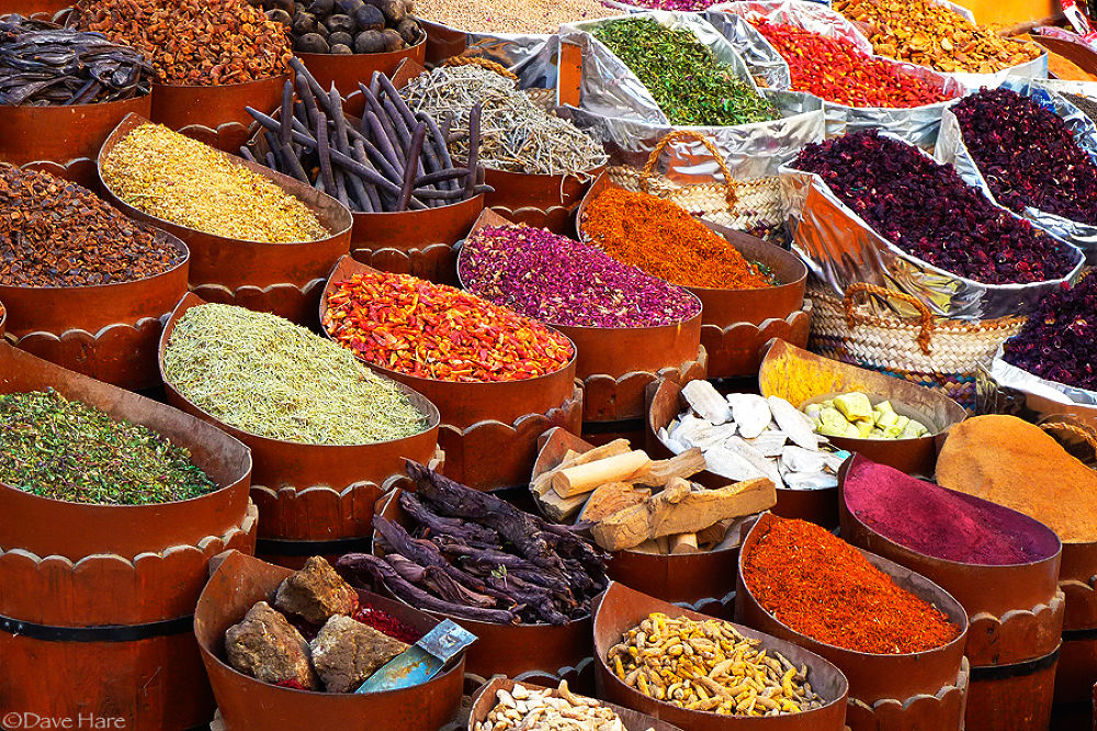 Photo in Food #egypt #egyptian #spice #spices #flavour #color #colour #colorful #colourful #dave hare