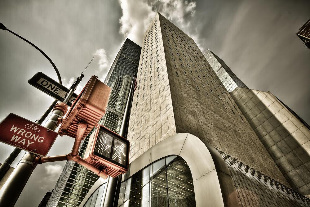 New York - ONU Building by Amadoresquiu
