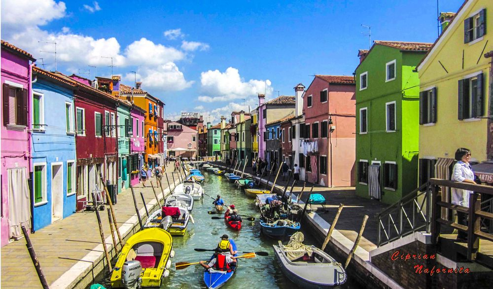 burano by Ciprian Nafornita
