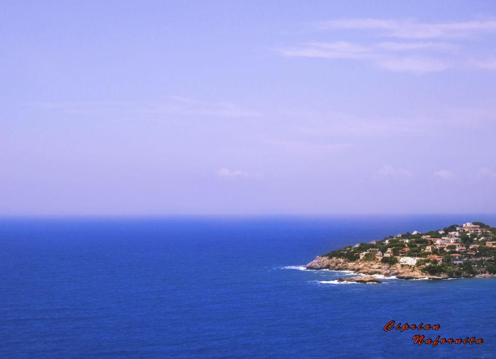 blue by Ciprian Nafornita