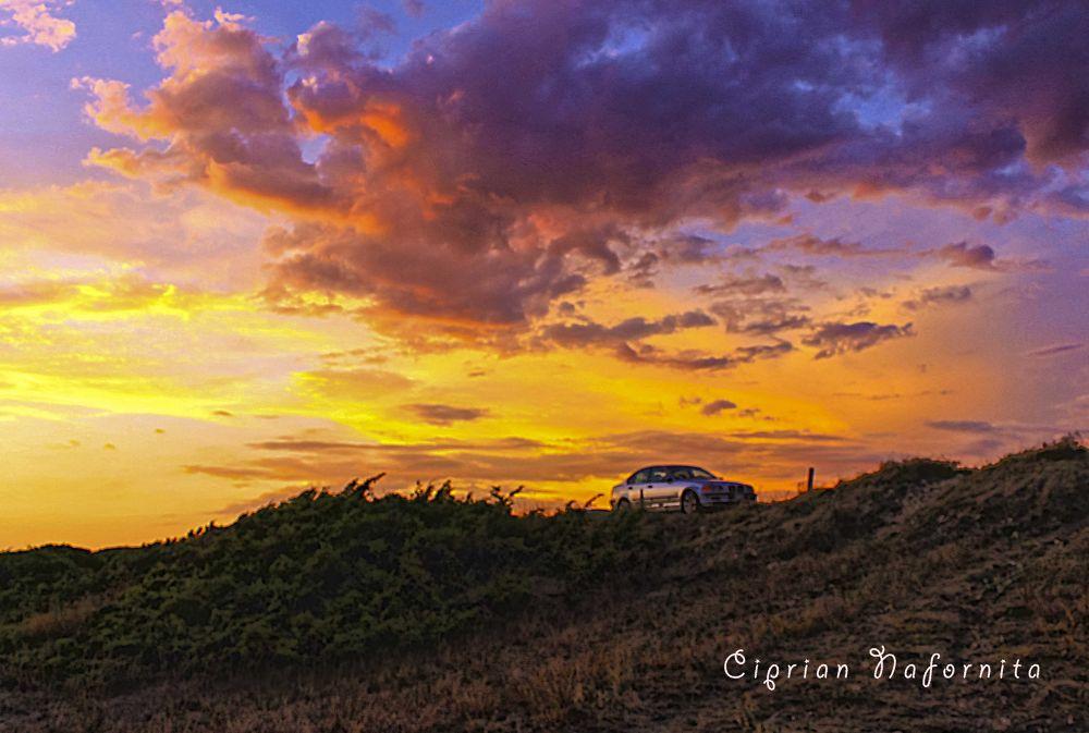 tramonto by Ciprian Nafornita