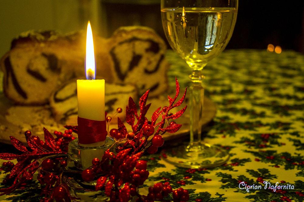 Merry Christmas! Happy New Year....... by Ciprian Nafornita