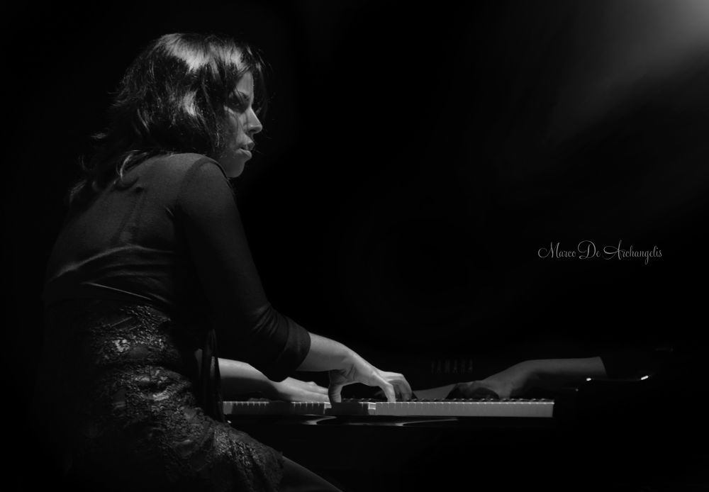 The Pianist by Marco De Archangelis