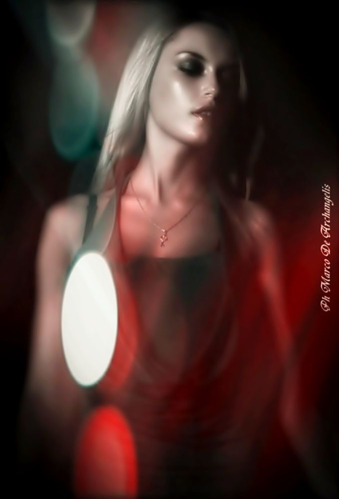 Portrait by Marco De Archangelis