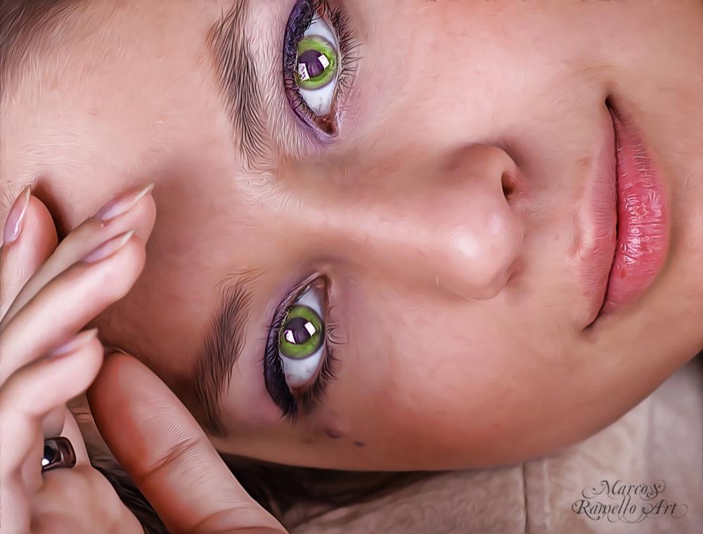 Photo in Random #photoshop manipulação montag