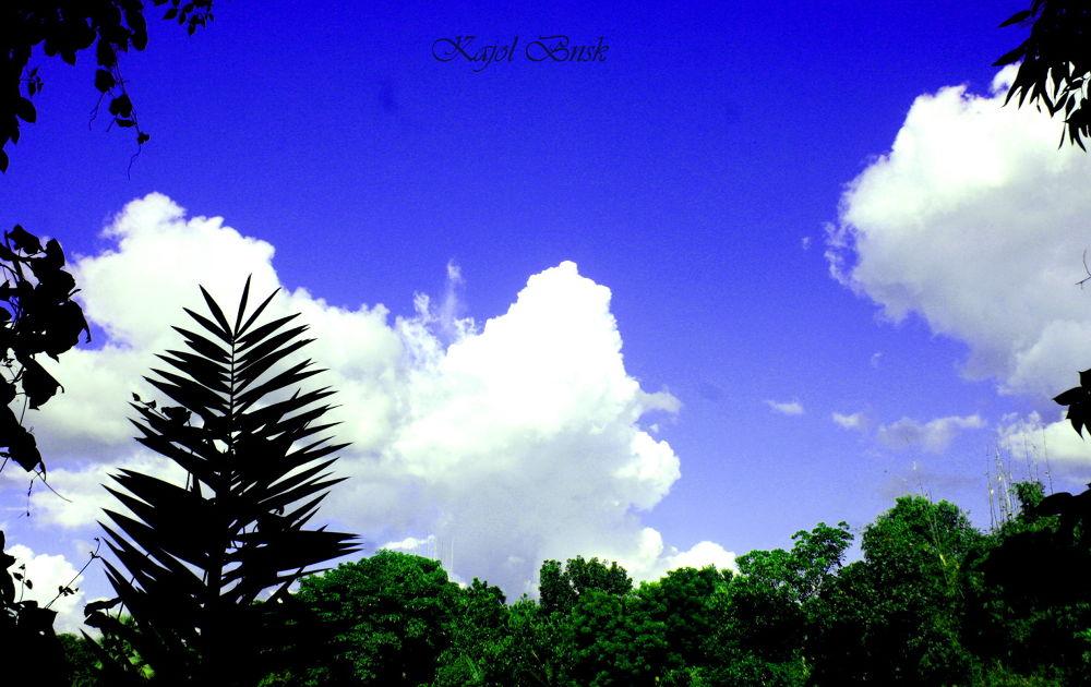 KKB-0000- SKY - CLOUDS by kajol1952
