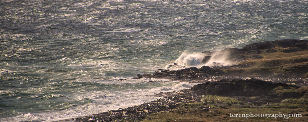 Photo in Sea and Sand #waves #beach #storm #weather #wx #sun #wind #teren