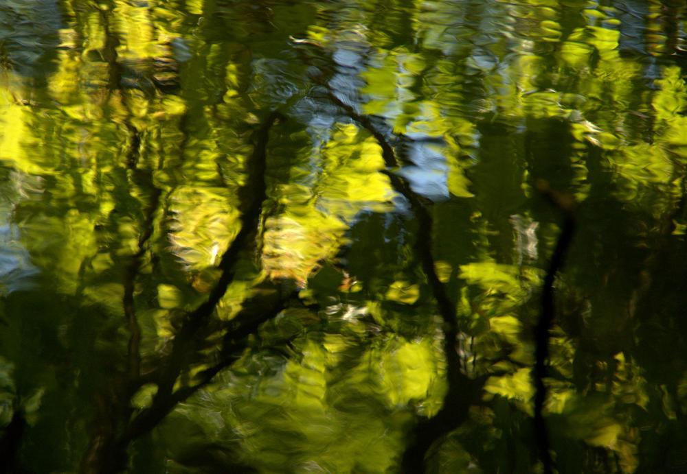 reflets 1 by Geneviève Karlsson