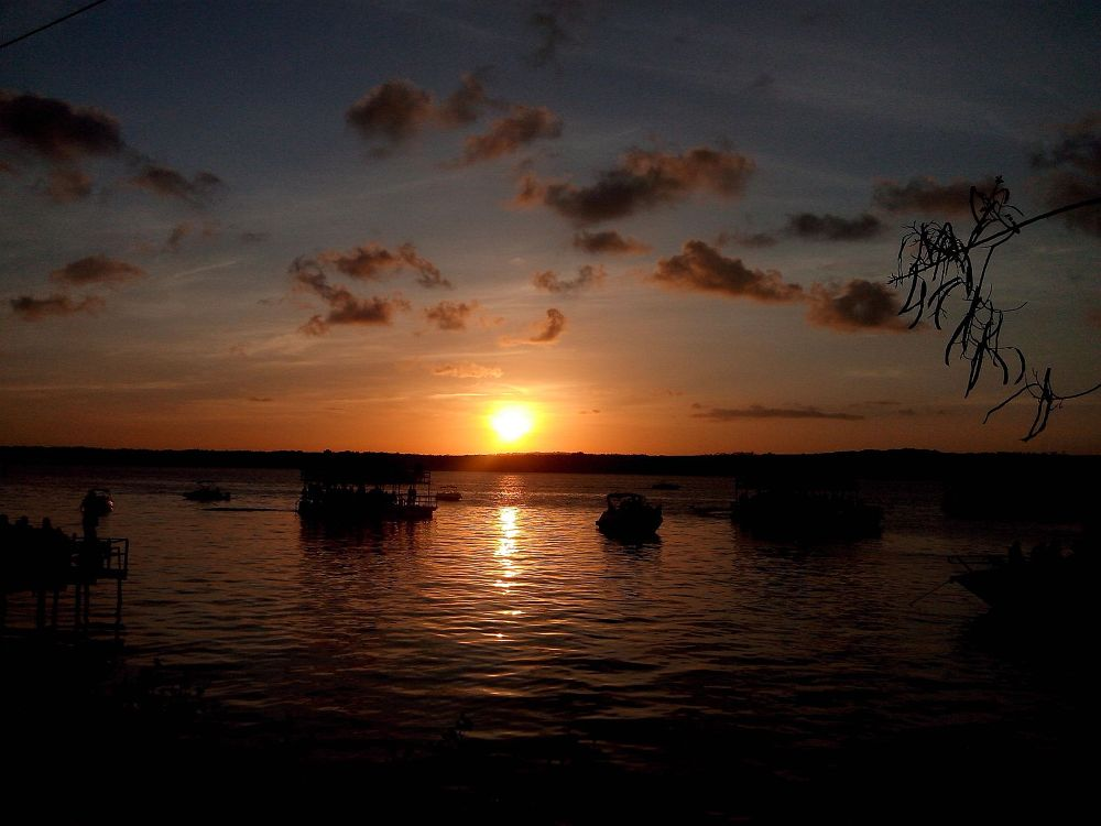 Pôr do Sol - Jacaré - PB by Nanda Santos Fotografias