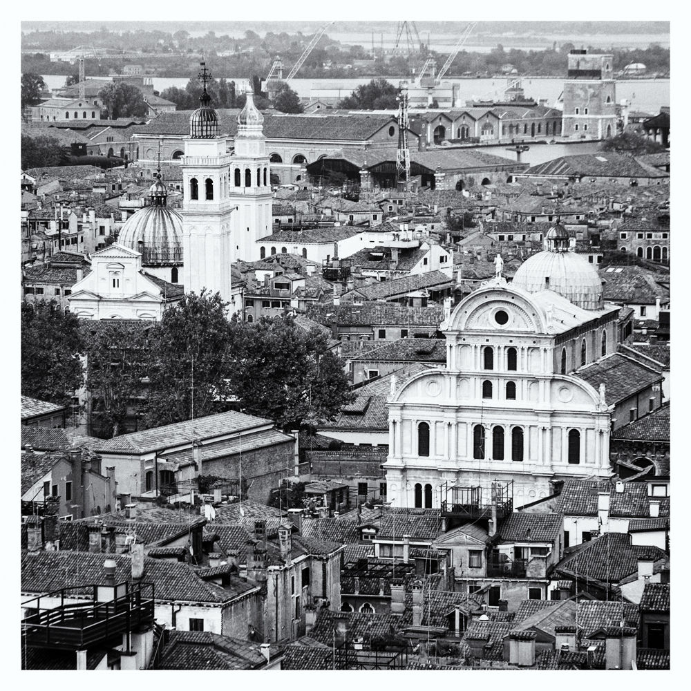 Venetian roofs by nikolabelancic9