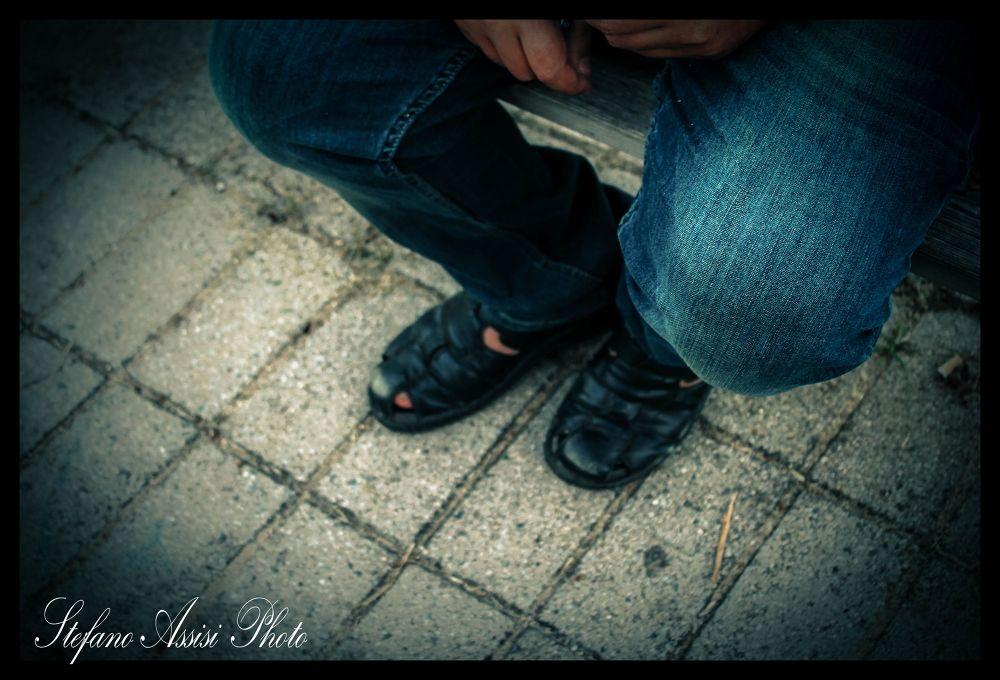 piedi (1 di 1) by assisistefano