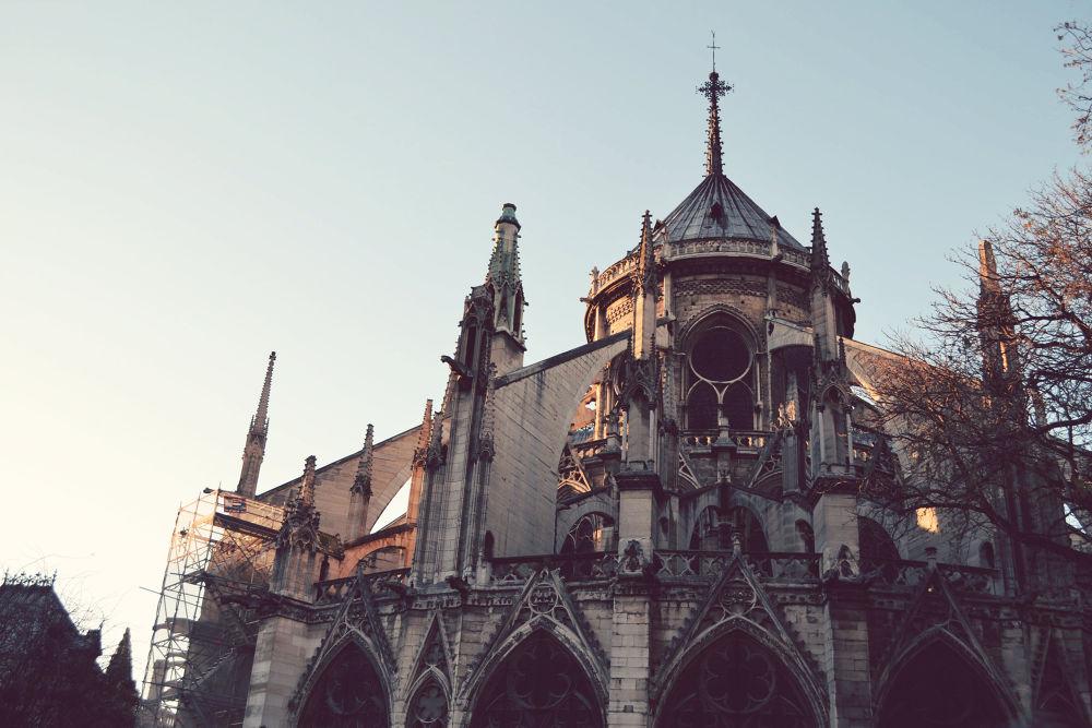 Notre Dame  by DilettaZap