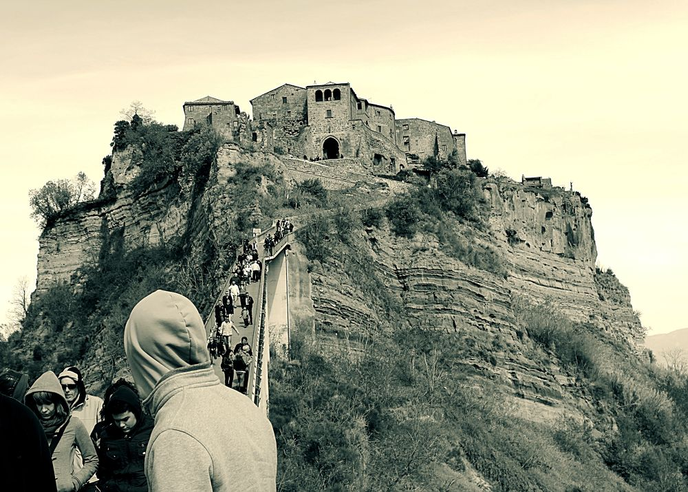 Photo in Random #civita di bagnoregio #viterbo #lazio