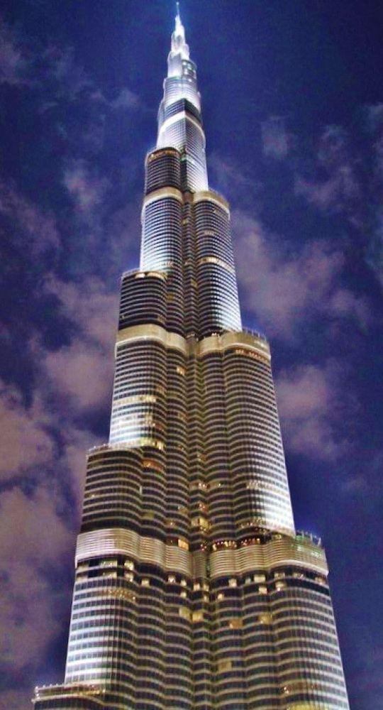 Burj Khalifa (Dubai) by yellowstar