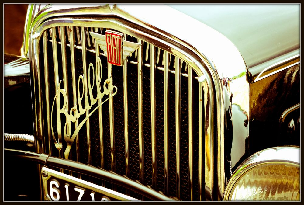 Fiat Balilla  by BrunoMella